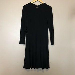 Tommy Hilfiger Women's Black Jersey Dress Size 6